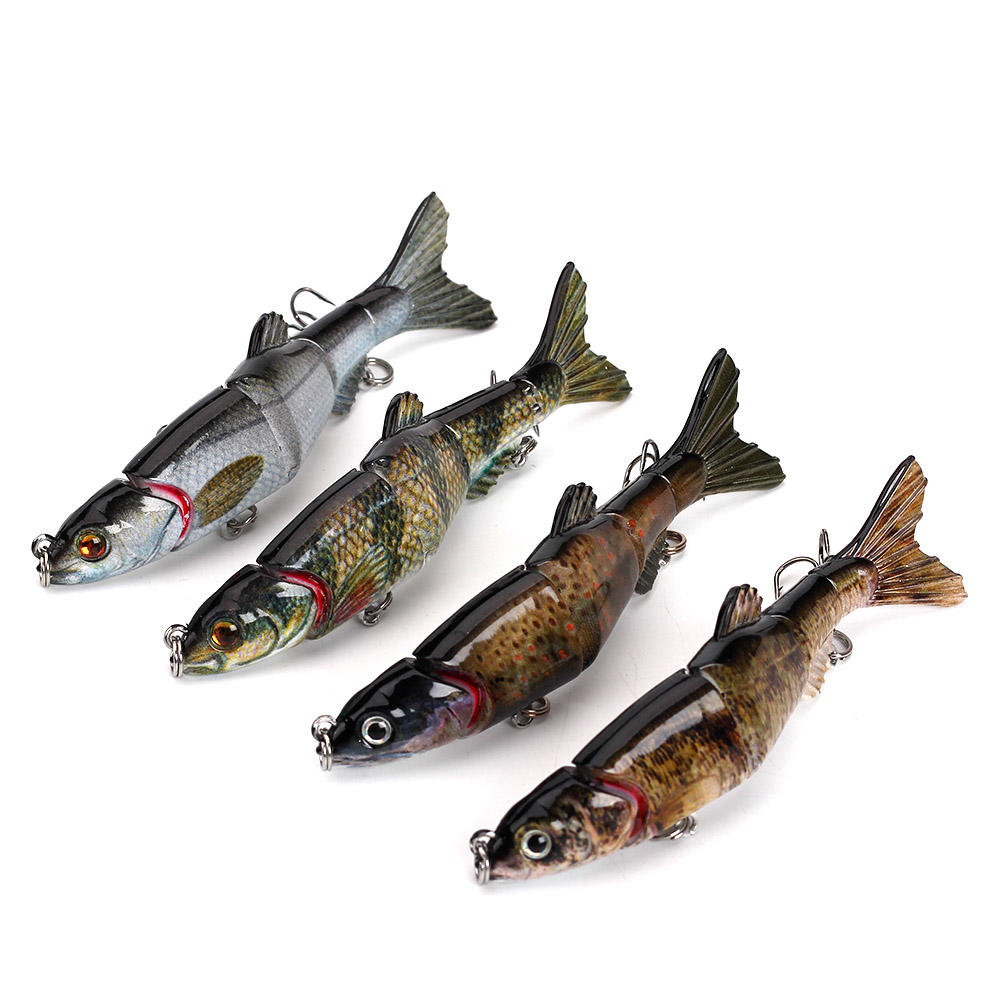 XIN-V -Find Swim Bait Xin-v Swimbait 100mm 10g Vmjm05-45 Sinking Swimbait |-2