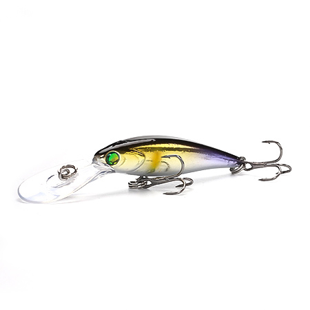 XIN-V Minnow Lure 50mm 3.5g CDNA2 sinking Minnow Lure
