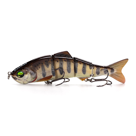 XIN-V Swimbait 120mm 18g VMJ04-5 Sinking  Swimbait