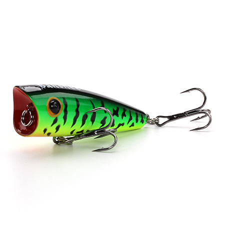 XIN-V Popper Lure 60mm 8g VP01 Top Water Popper Lure