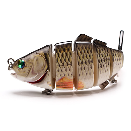 XIN-V Swimbait 120mm 31g VSJ06-5 Sinking Swimbait