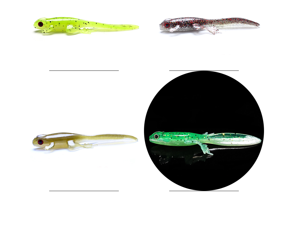 XIN-V -Xin-v Soft Lure Fga80 Free Sample 80mm 38g Artificial Lure-4