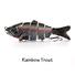 fishing two XINV Brand best swimbaits