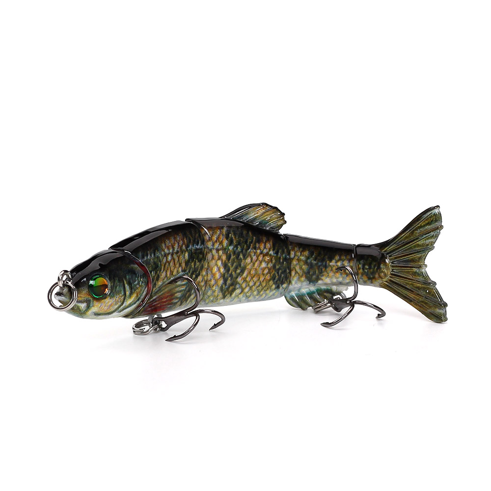 XIN-V -High-quality Xin-v Swimbait 100mm 10g Vmjm05-45 Sinking Swimbait-5