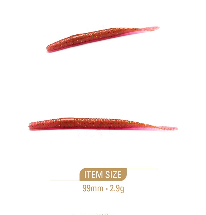 XIN-V -Find Xin-v Soft Lure Wma39 Free Sample 99mm 29g Artificial Lure-4