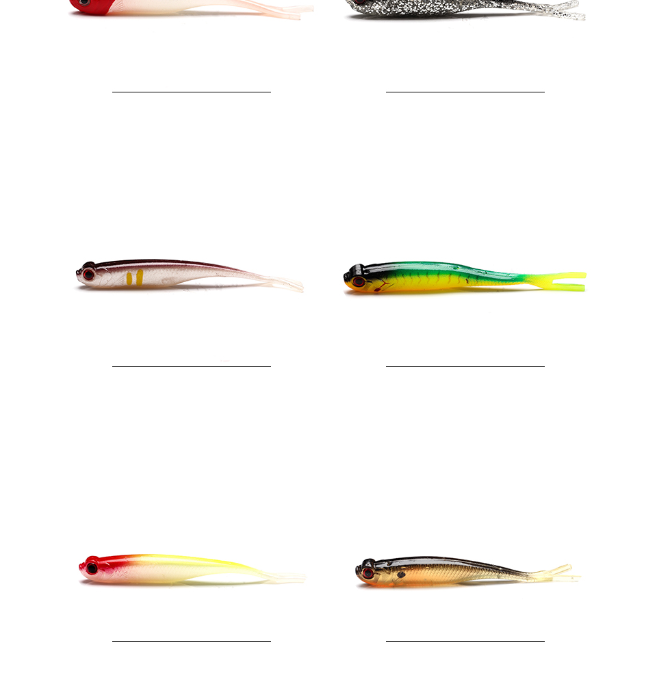 XIN-V -Find Xin-v Soft Lure Real Shad Free Sample 110mm 73g Artificial Lure-1
