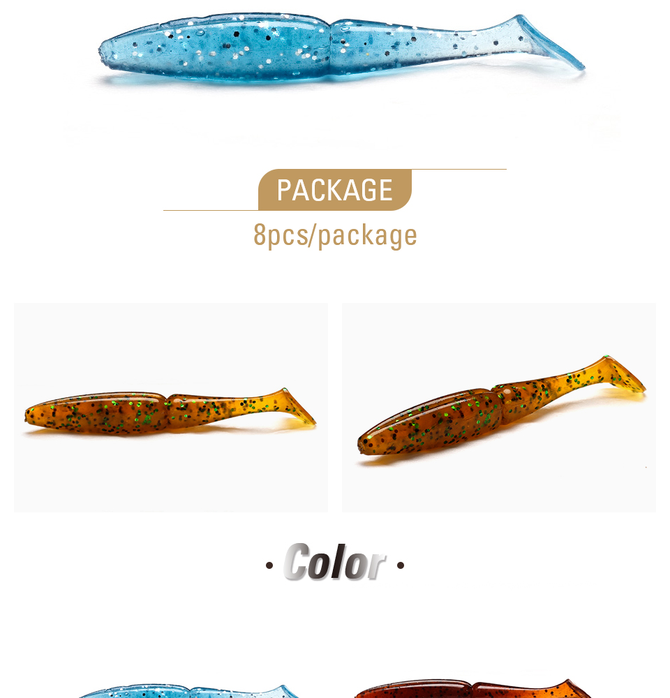 XIN-V -Find Xin-v Soft Lure Esn75 Free Sample 75mm 35g Artificial Lure-1