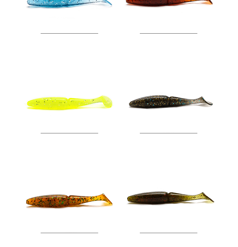 XIN-V -Find Xin-v Soft Lure Esn75 Free Sample 75mm 35g Artificial Lure-2