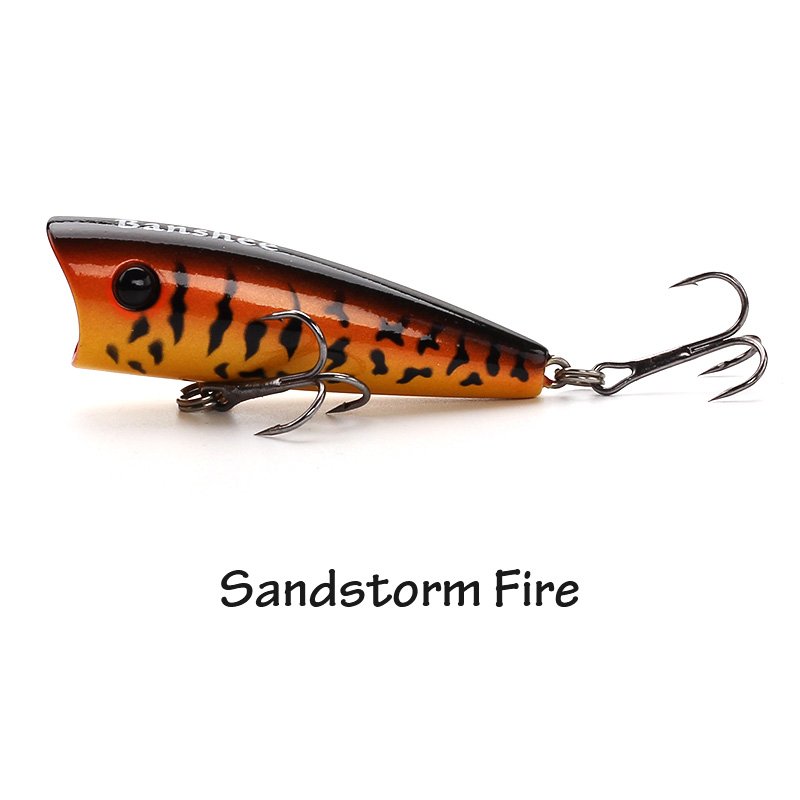 XIN-V -Xin-v Popper Lure 60mm 8g Vp01 Top Water Popper Lure-3
