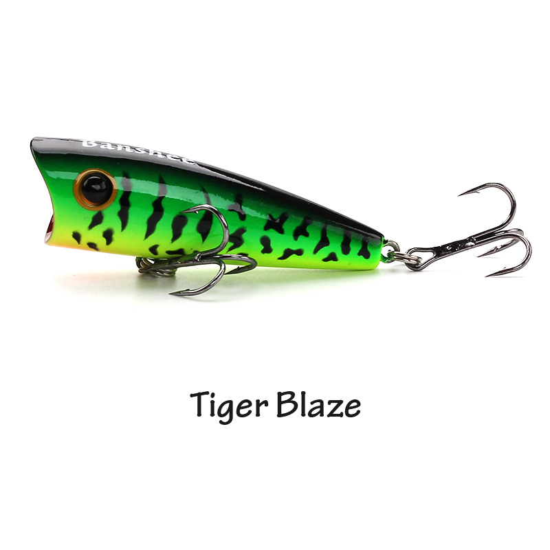 XIN-V -Xin-v Popper Lure 60mm 8g Vp01 Top Water Popper Lure-4