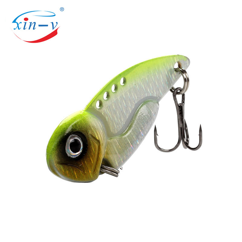 XIN-V 45mm/12g vib metal lure vibe fishing lure baits
