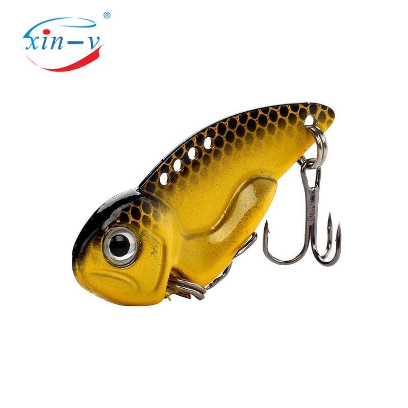 XIN-V 45mm/12g vib metal lure vibe fishing lure baits