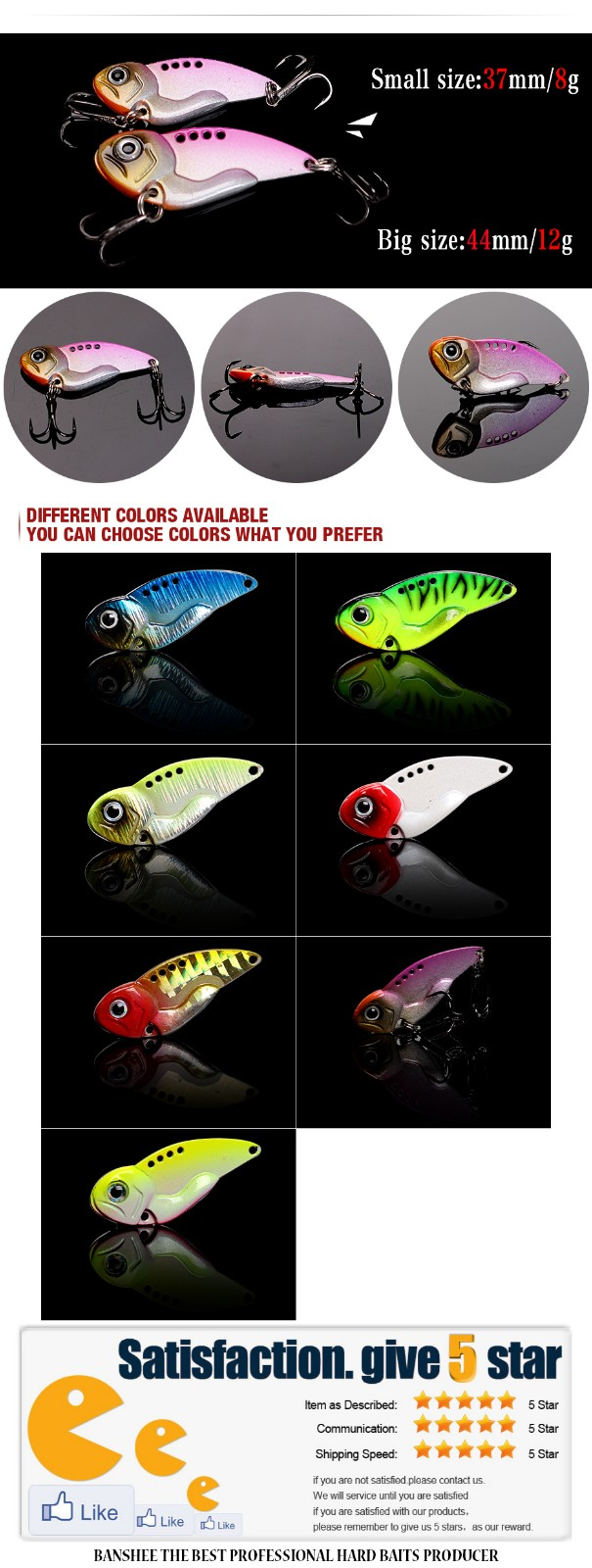 XIN-V -Oem Swimbait Price List | Xin-v Fishing Lures