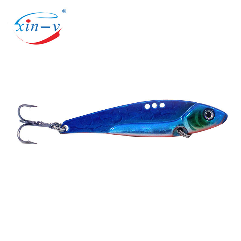 XINV mini vib 52mm 8g sinking fresh water sinking vib lure fishing hard plastic