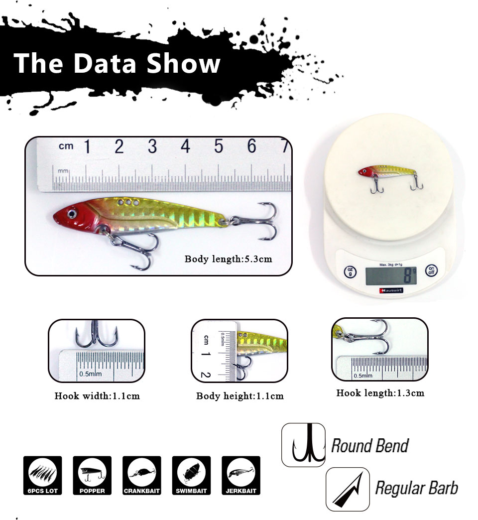 XIN-V -Swimbait Manufacturer, Best Lures   Xinv-2