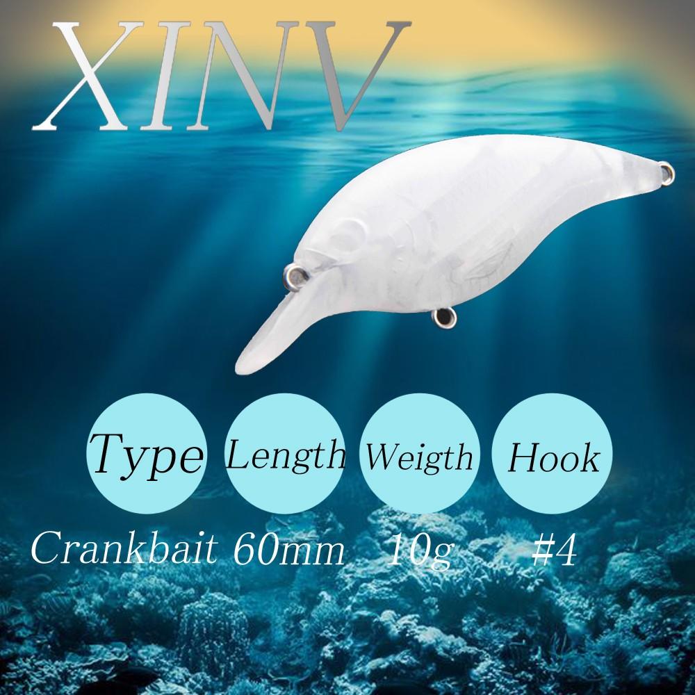 XIN-V -Oem Swimbait Manufacturer, Custom Crankbaits-1