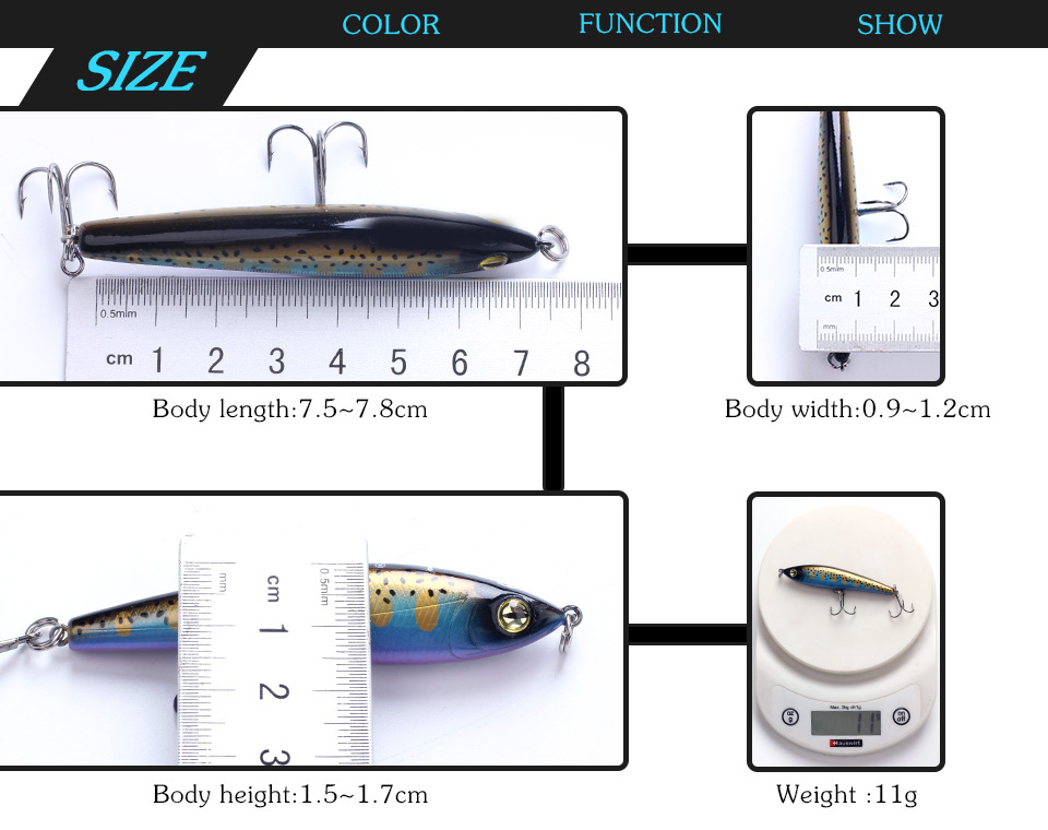 XIN-V -Oem Swimbait Manufacturer, Best Lures | Xinv-1
