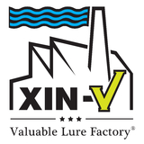 Professional Xin-v Crankbait Vc07 50mm 10g Profound Pulse Floating Bass...