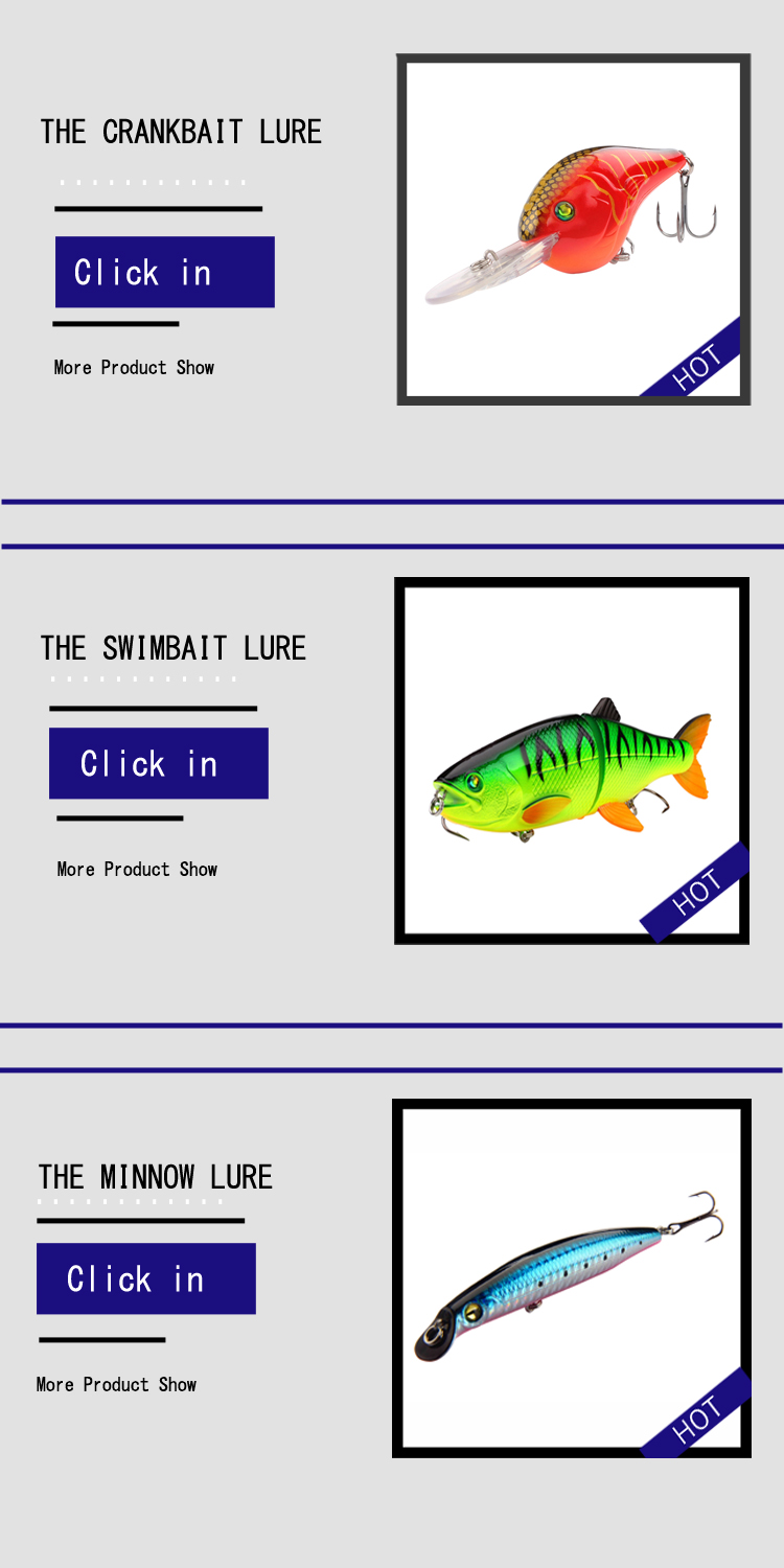XIN-V -Xin-v Soft Lure Sh75 Free Sample 75mm 38g Artificial Lure-7