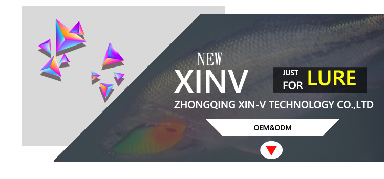 XIN-V -Xin-v Soft Lure Rckw2 Free Sample 51mm 21g Artificial Lure