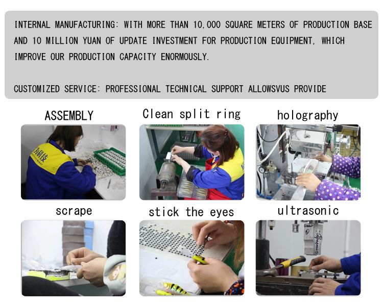 XIN-V -Professional Soft Plastic Fishing Baits Softbaits Manufacture-4