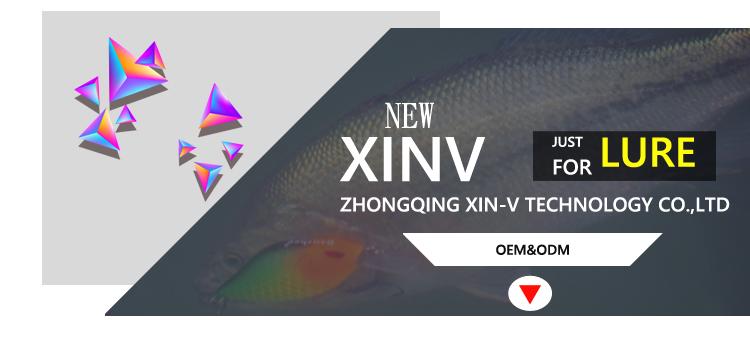 XIN-V -Xin-v Crankbait Vkr58 Snoop Vibs Shallow Diving Crankbaits