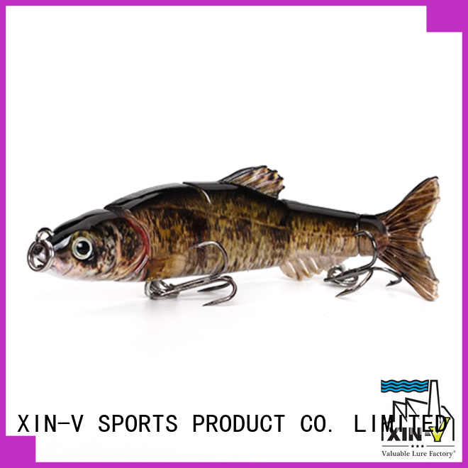 XINV hard handmade fishing lures series for fishing