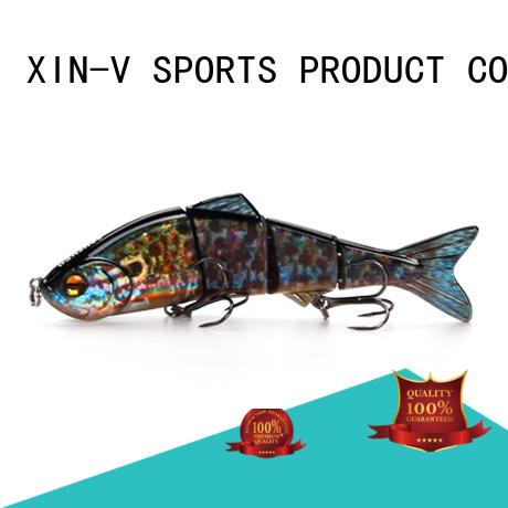 durable swim bait supplier for river