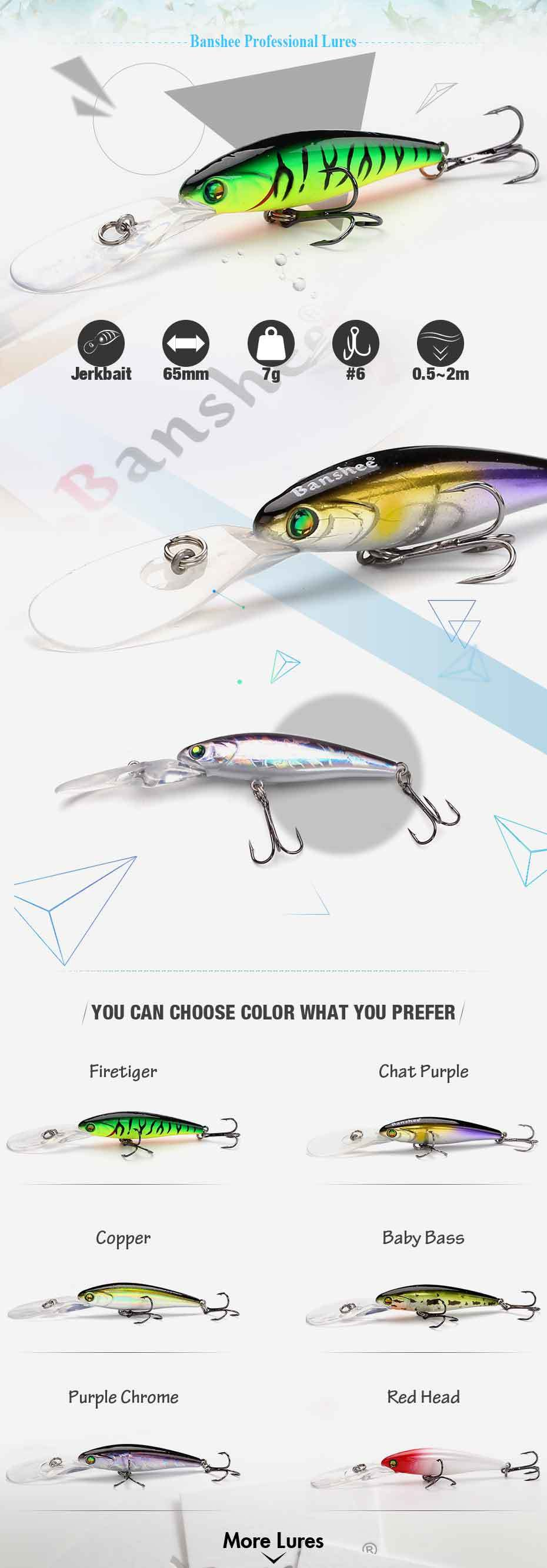 XIN-V -Find Minnow Lures Bass Lures From Xin-v Fishing Lures