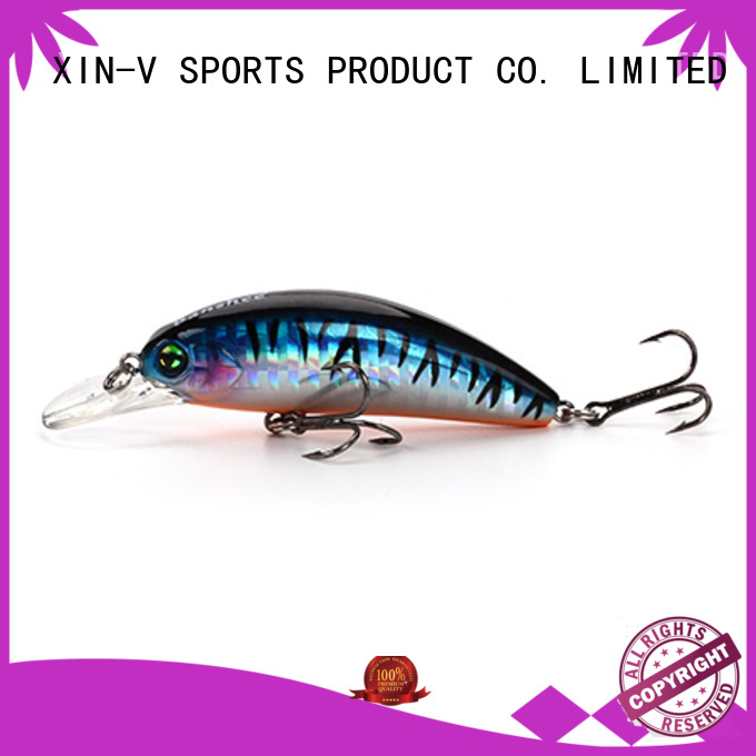 XINV high quality spinner lures for bass customization for river