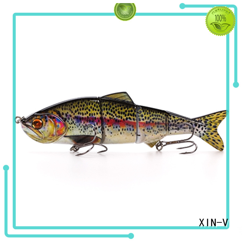 XINV high quality plastic swimbaits for bass manufacturer for outdoor