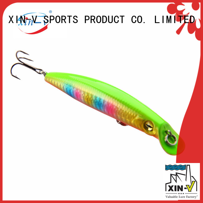 high quality musky lures wobbler Suppliers for river