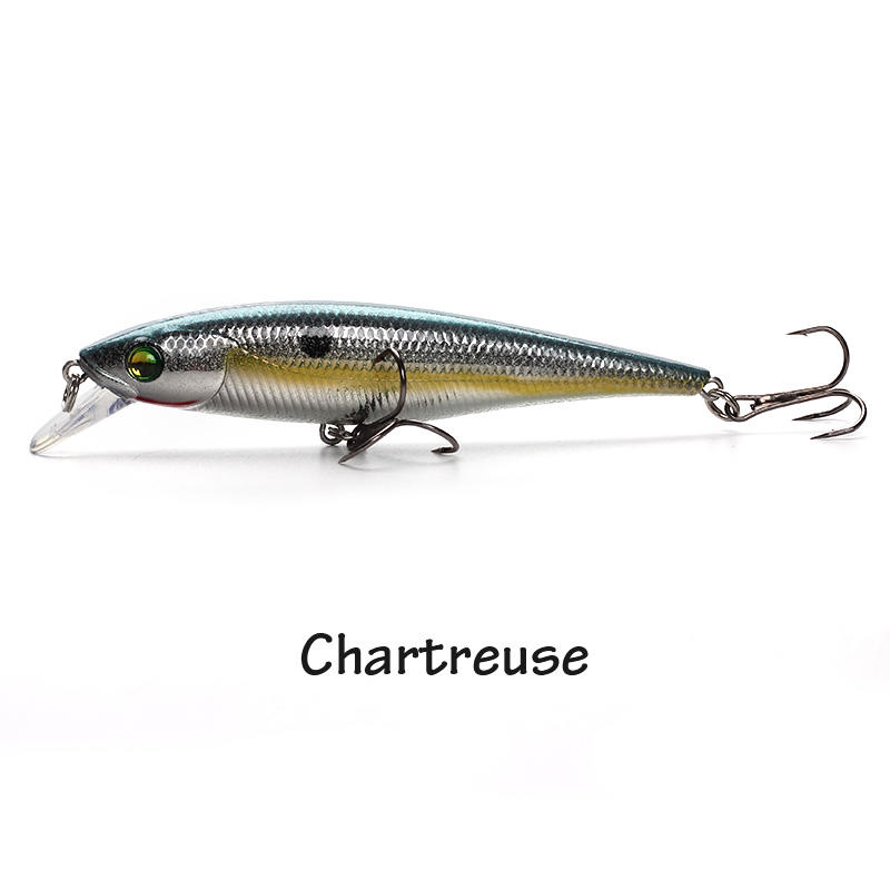 XIN-V -Xin-v Minnow Lure 100mm 16g Mnnw40 Floating Minnow Lure | Fishing Lures-2
