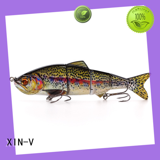 XINV walk soft swimbait supplier for outdoor