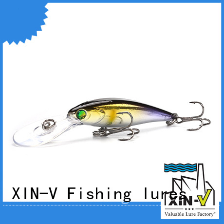 XINV New rapala trout lures manufacturers for river