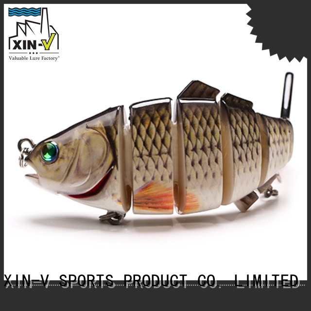 XINV bass handmade fishing lures Suppliers for fishing