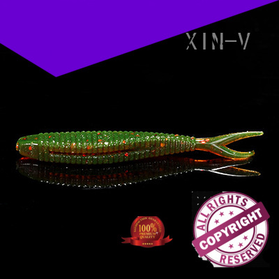 custom soft plastic bait companies sample frog Bulk Buy fishing XINV