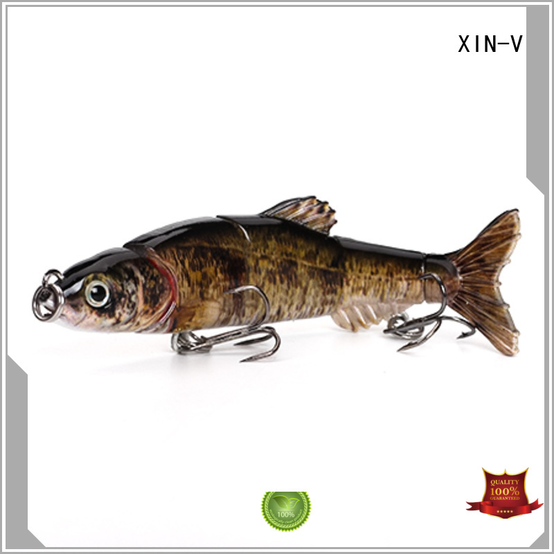 two trout swimbait manufacturer for river XINV