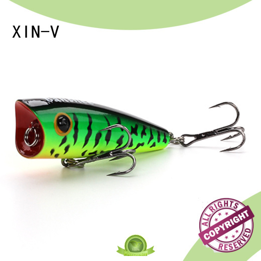 XINV high quality rapala popper fishing bubble for river