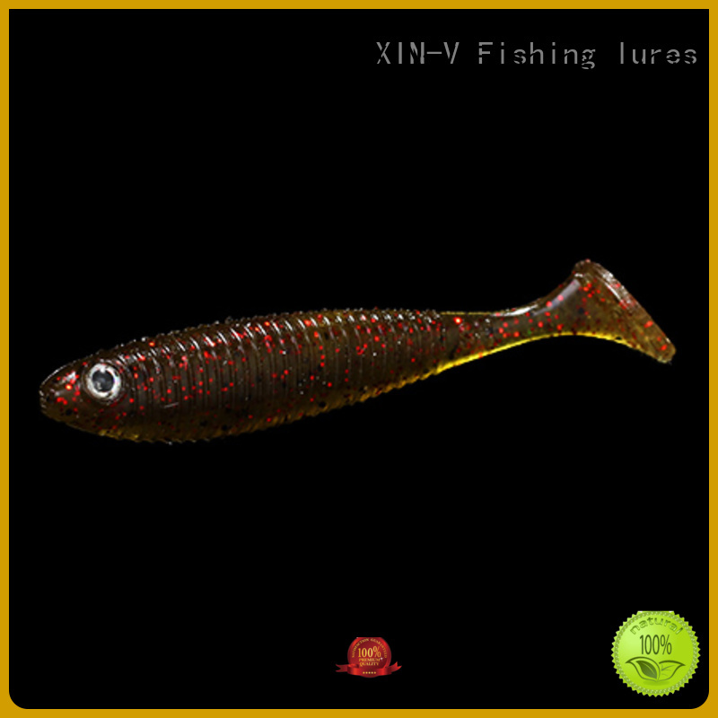 fishing soft plastic minnows artificial for fishing XINV