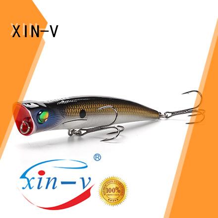 popper bait topwater blue XINV Brand popper lures