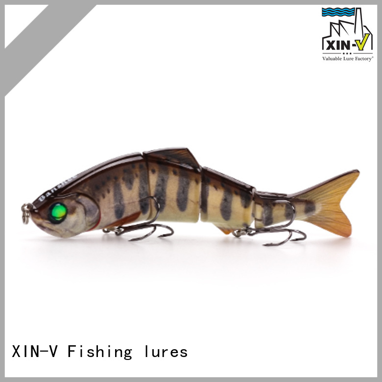 XINV professional wooden fishing lures for business for pool
