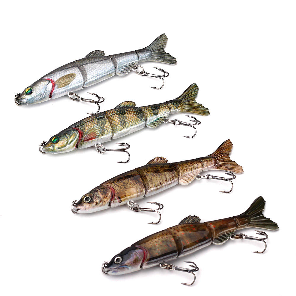 XIN-V -Find Swim Bait Xin-v Swimbait 100mm 10g Vmjm05-45 Sinking Swimbait |-1
