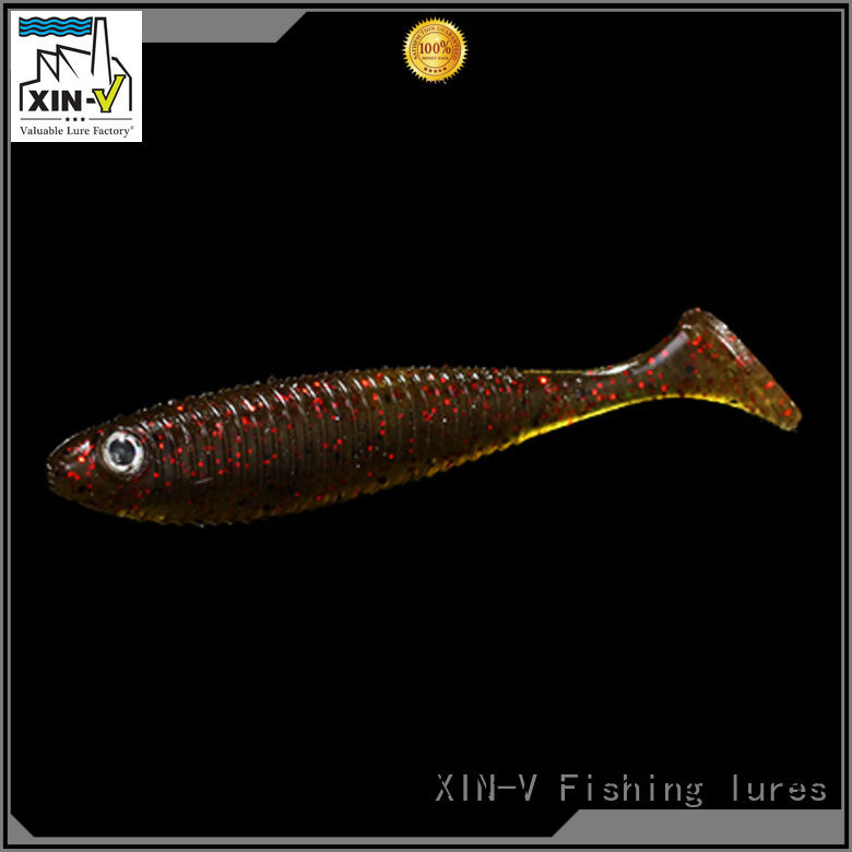 XINV free custom fishing lures series for river