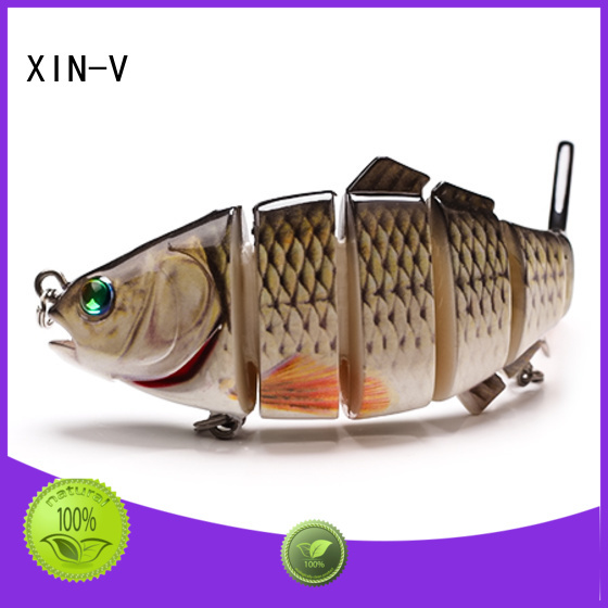 XINV voodoo trout swimbait manufacturer for river