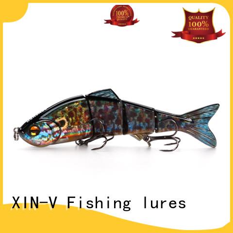 eco-friendly fishing lure distributors customization for river XINV