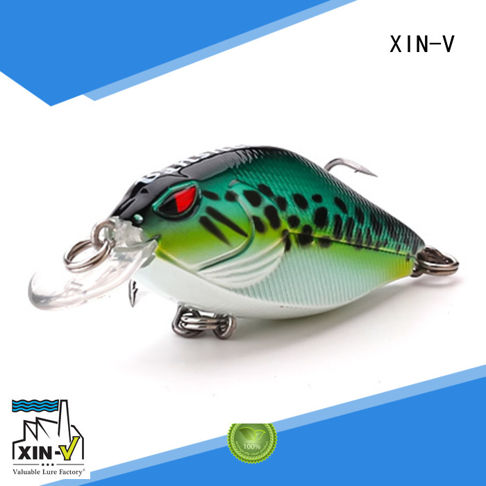 XINV small top fishing lures series for fishing