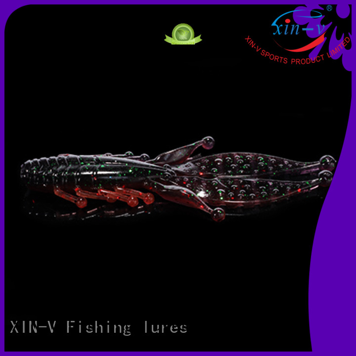 xinv manufacturers soft plastic lure molds series for river XINV