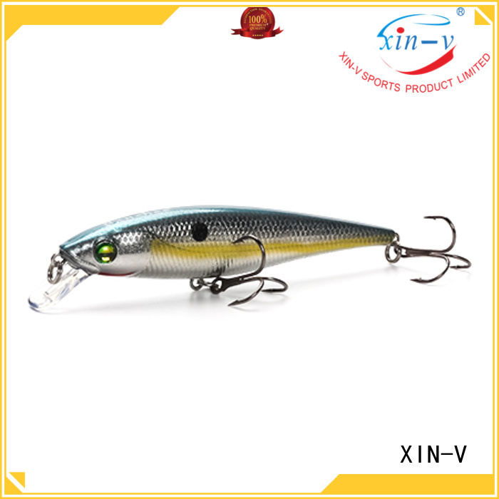 xinv eco-friendly XINV Brand minnow lures