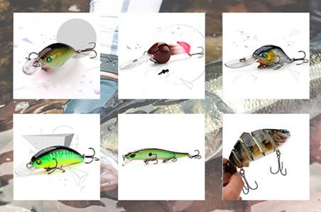 Fishing Lure Manufacturers, custom Lure Supplies, Fishing Bait Companies